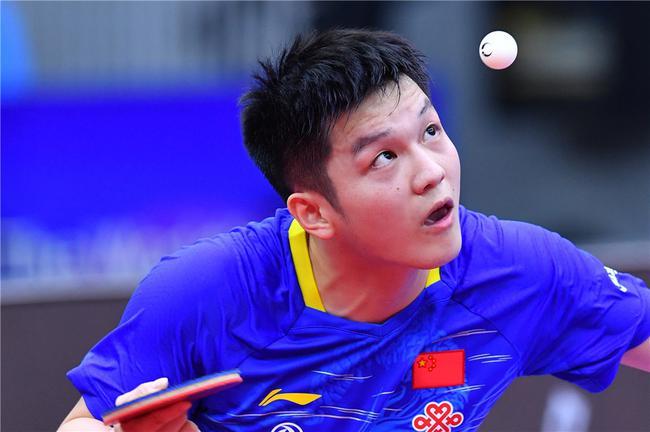 樊振东4-2战胜林昀儒 顺利晋级世界杯半决赛