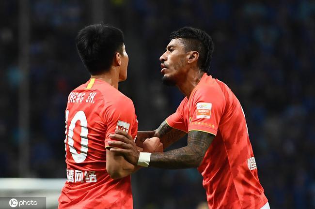 粤媒:双队长亚冠缺阵恒大争冠目标不变 阵容仍强大