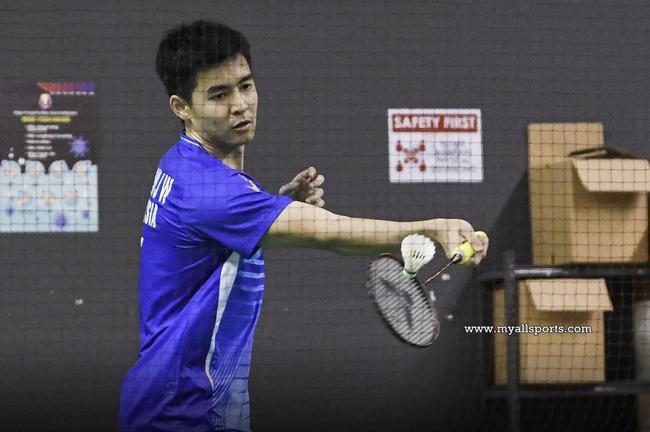 马来西亚詹俊:自信明年可进世界前30 我要参加世锦赛!