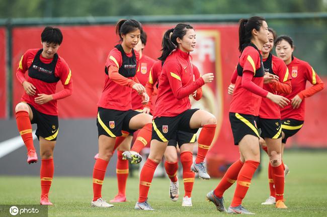 中国女足上一年12月就在苏州集训 出于备战