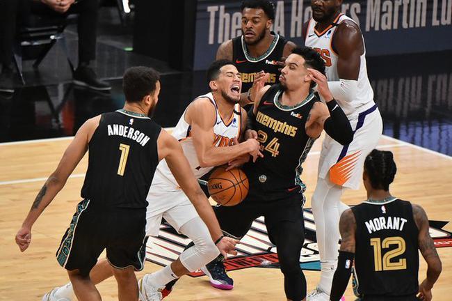 NBA官方宣告,灰熊的未来三场比赛全部延期
