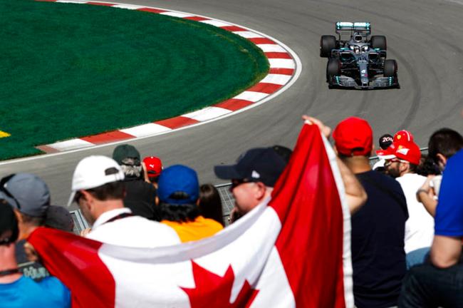 加拿大大奖赛可能连续两年被取消