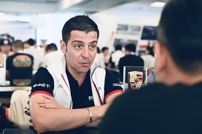 劳动节聊赛车 专访保时捷亚太运动部主管季博安