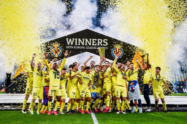比利亚雷亚尔成欧冠种子队  下赛季西甲5队踢欧冠