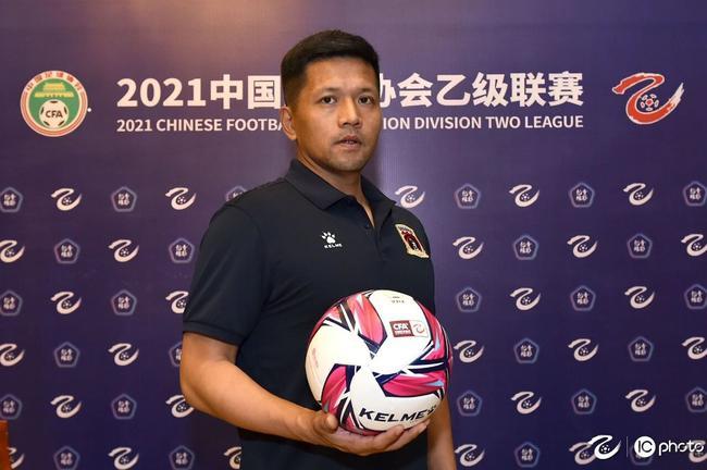 中乙官方专访刘云飞:有信心在后两个阶段上场