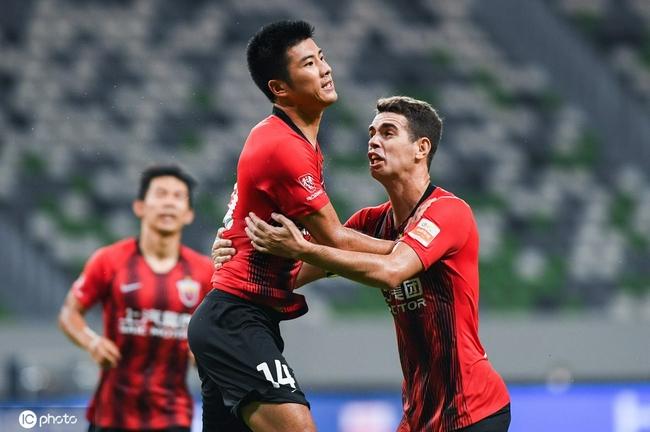 李圣龙:申花很强抱着学习态度踢 比赛是上海的骄傲