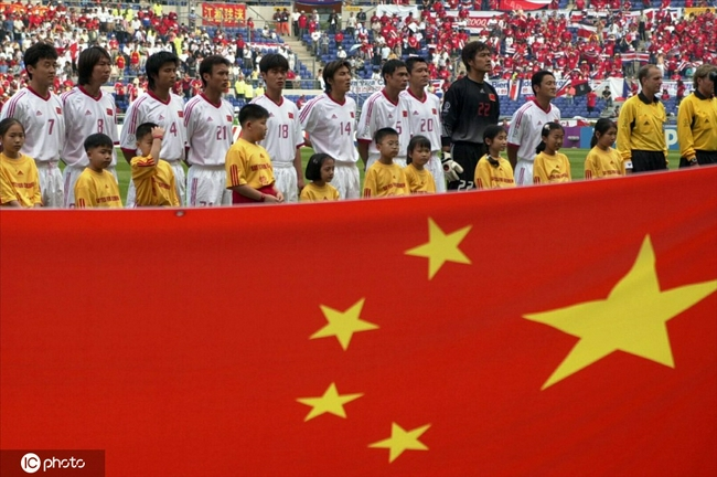 国足对阵越南恰好是2002世界杯出线20周年