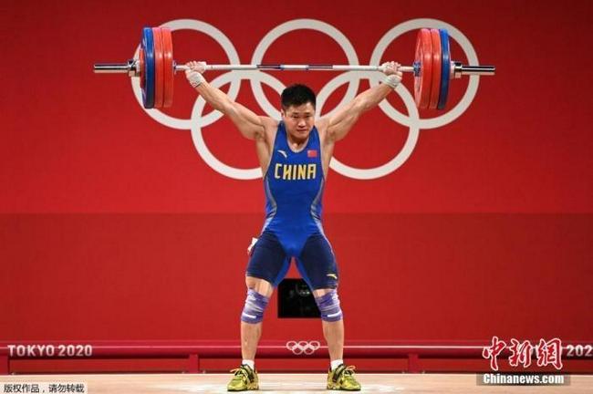 不仅是奥运冠军!吕小军征服欧美健身圈