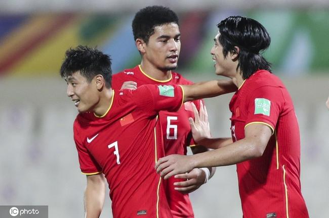国足世预赛踢沙特4胜1平 天河进球故人需要警惕