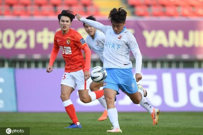 足协杯:广州队0-1不敌中乙队 深圳7-0陕西佣士超越