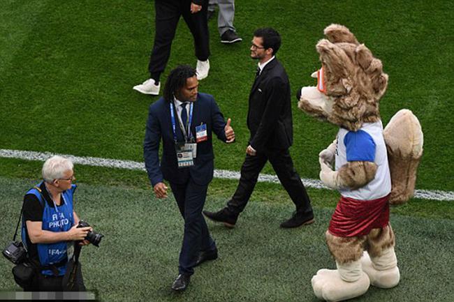 世界杯-格子助攻巴萨铁卫 法国1-0比利时杀进决赛