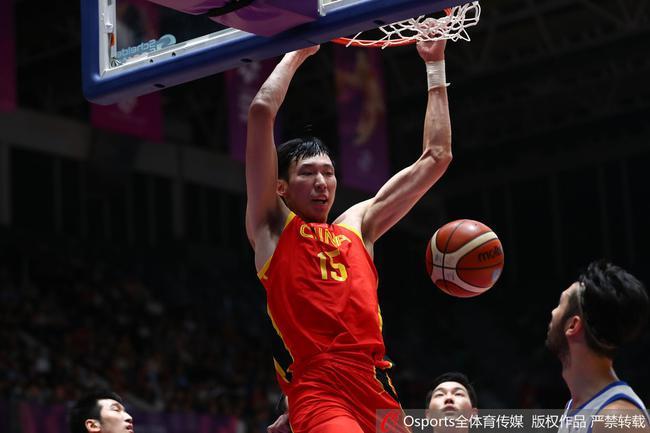 中国男篮击败中国台北打进亚运会决赛