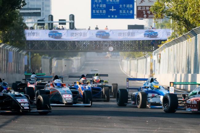 国际汽联F4中国锦标赛:尚宗沂拿下末了一胜