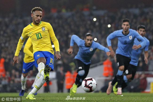 蒂特:呢马儿就是巴西队的领袖