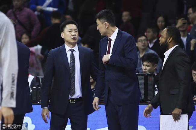 杜锋在与恩师李春江的对话中不落下风
