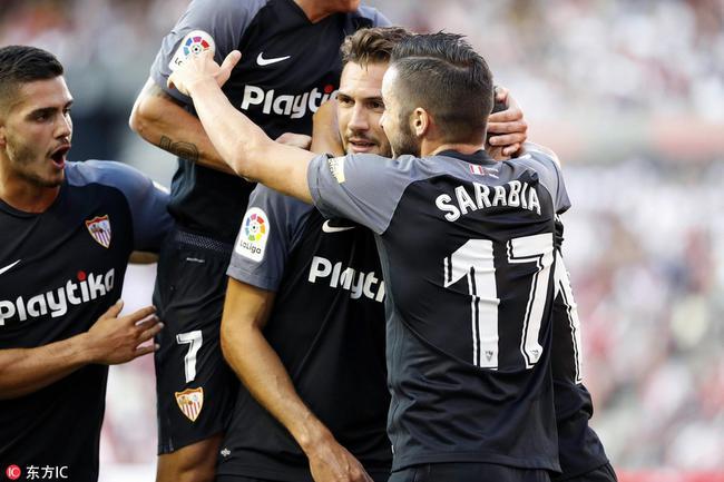 塞维利亚在欧联杯遭遇意甲劲旅拉齐奥