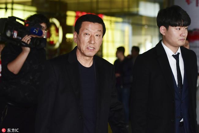 崔康熙在中国的征程开始了