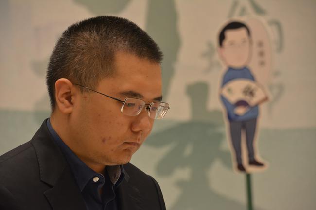 陈耀烨第三次争夺世界冠军