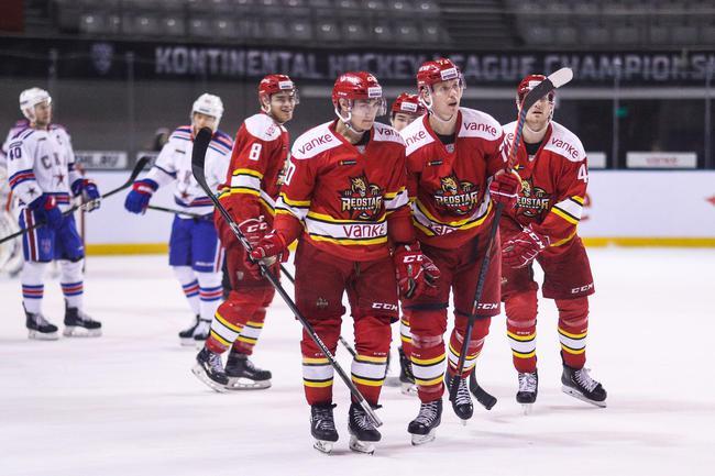 KHL圣诞大战万科龙错失益局