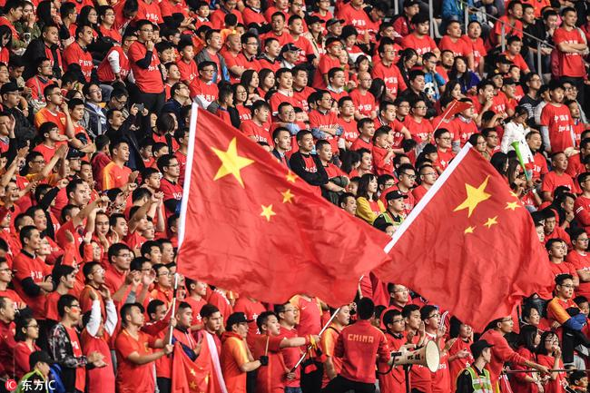 热忱低落的中国球迷