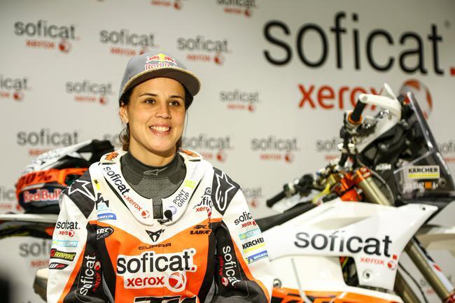 西班牙铁娘子莱亚-桑兹