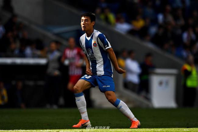 武磊7月将首度代表西班牙人来华比赛 中乙队迎战
