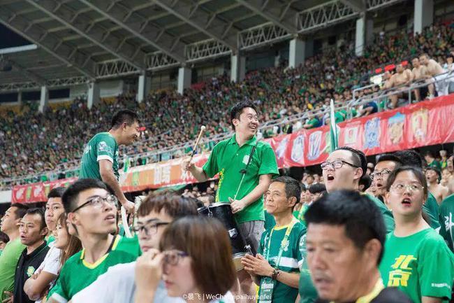 灵感来源输球最爱给姜涛写的歌 国安是他生活纽带
