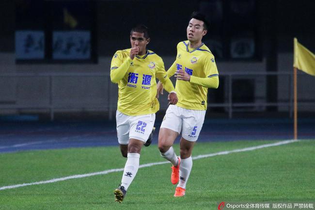恒大未来希望迎中国赛场首球 直言:入籍中国好事!