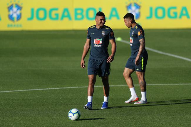 卡塞米罗:巴西永远是热门 没有内马尔依然很强