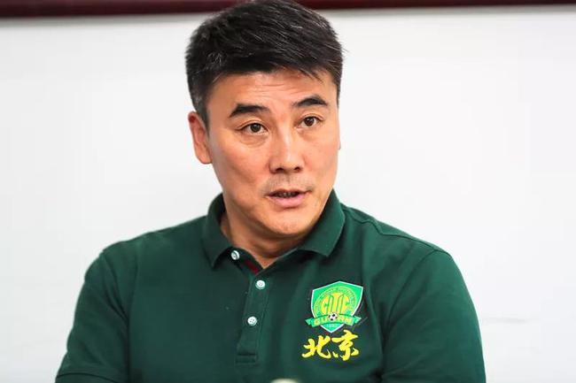 李明:国安目标成亚洲一流俱乐部 决策速度比之前快