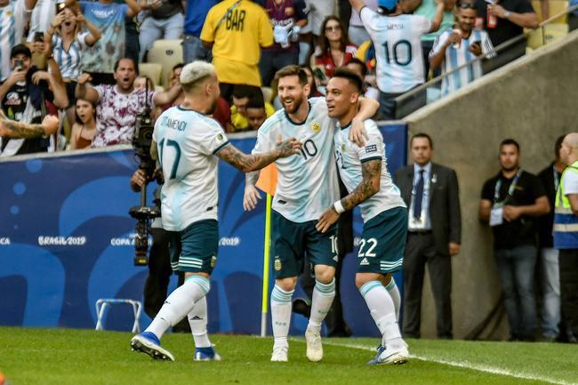 阿根廷2-0晋级