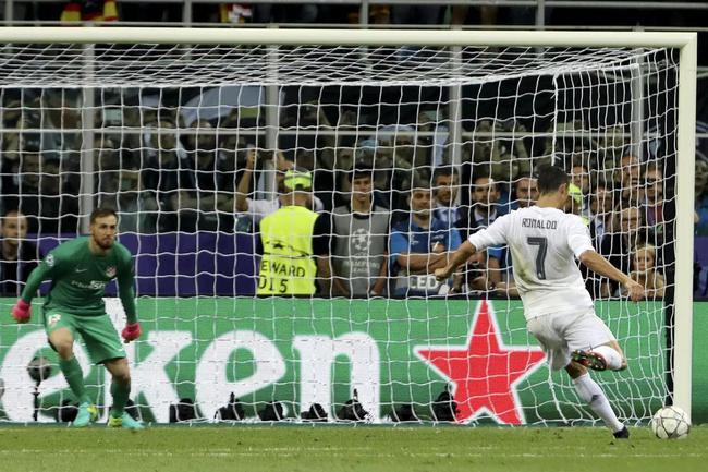 欧冠决赛制胜点球