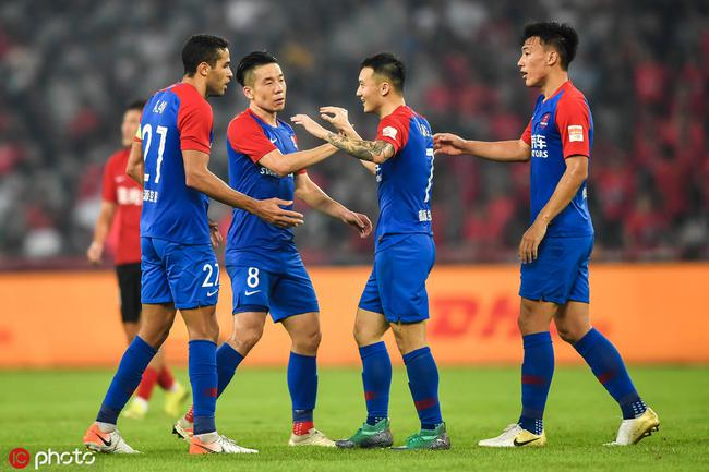 中超-卡尔德克传射冯劲百场破门 斯威2-0客胜深圳
