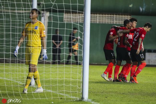 5-0!广州德比战最大分差记录 恒大全方位领先富力