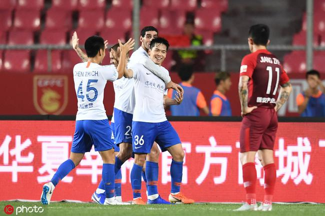 中超-最强U21段刘愚2传1射驰骋赛场 鲁能3-0华夏