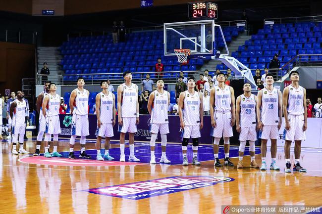 新疆隊開啟新賽季征程