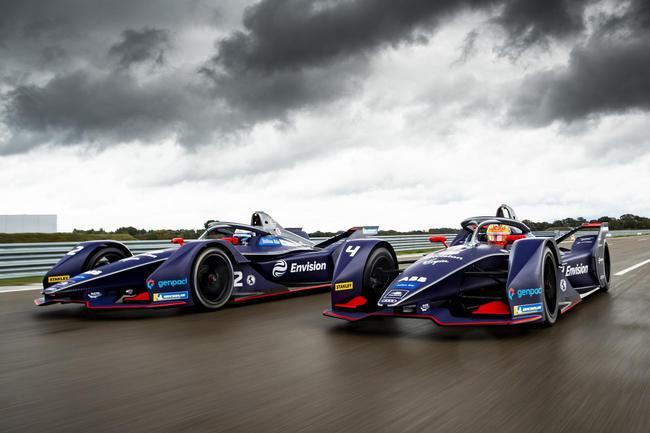 遠景維珍車隊公布電動方程式第六賽季賽車及車手陣容