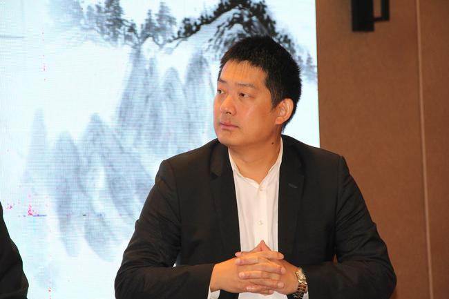 中國圍棋協會副主席常昊