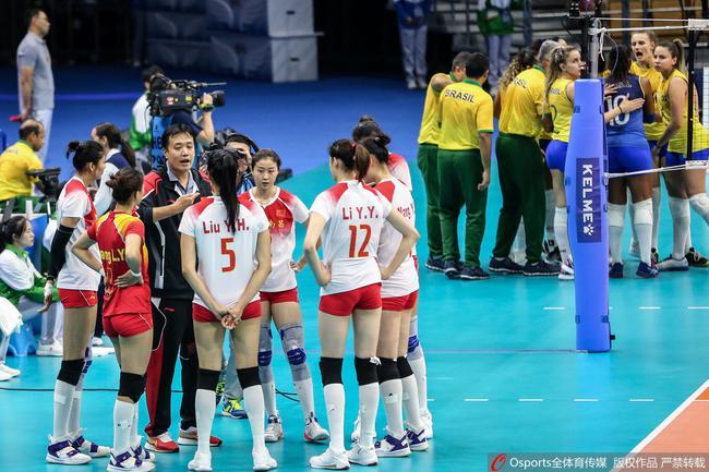 老谋深算!巴西女排大变阵 中国队决赛准备不足