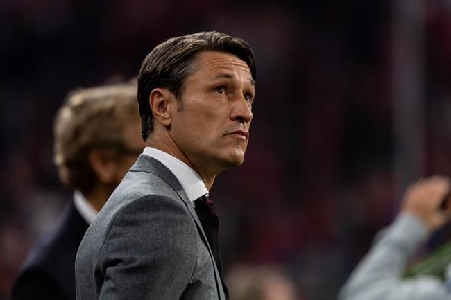 拜仁官方宣布主教练科瓦奇下课 助教将暂时带队