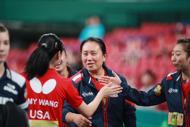 教練高軍:乒乓球在美國不是主流 沒成績經費就少