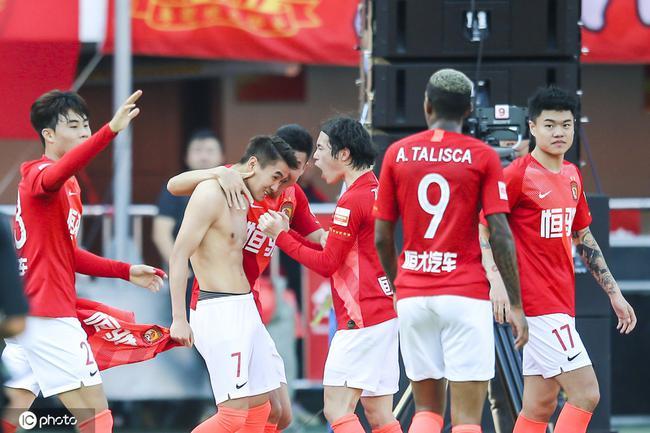 中超-时隔1年再次登顶 恒大3-0申花夺得联赛第8冠