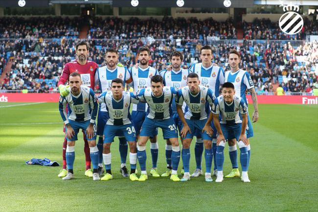 西班牙人首发11人
