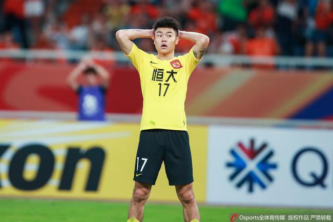 外媒评选中超10大本土球员 恒大4将杨立瑜居榜首