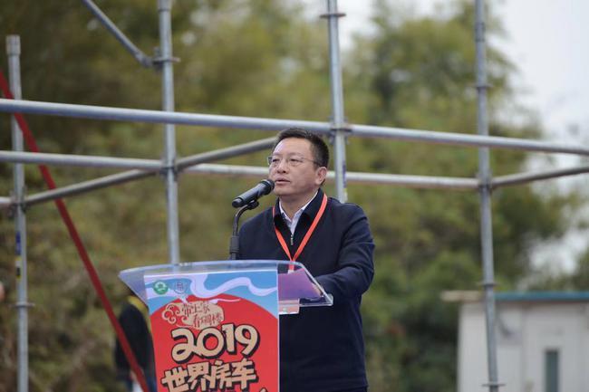 中国能源汽车传播集团负责人刘建林