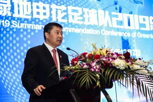 吴晓晖透露蓝白对抗赛主办原因 满足球迷观赛需求