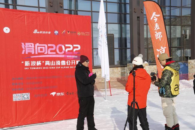 长白山鲁能胜地滑雪场管理中央总经理王世同正在批准采访