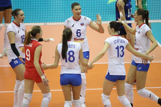 俄罗斯女排