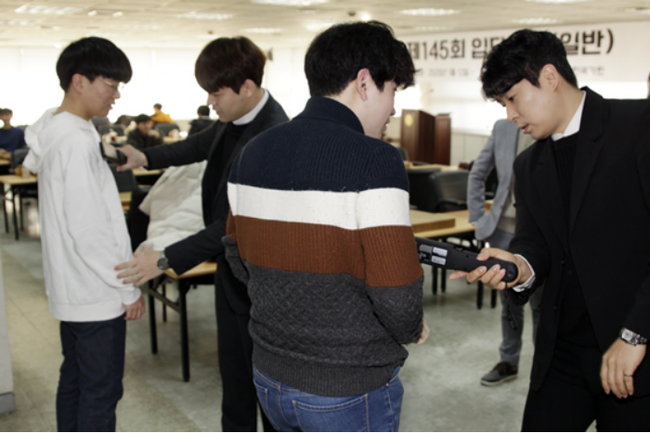 韩棋迷:国际大赛也要安检 作弊者终生不该参赛