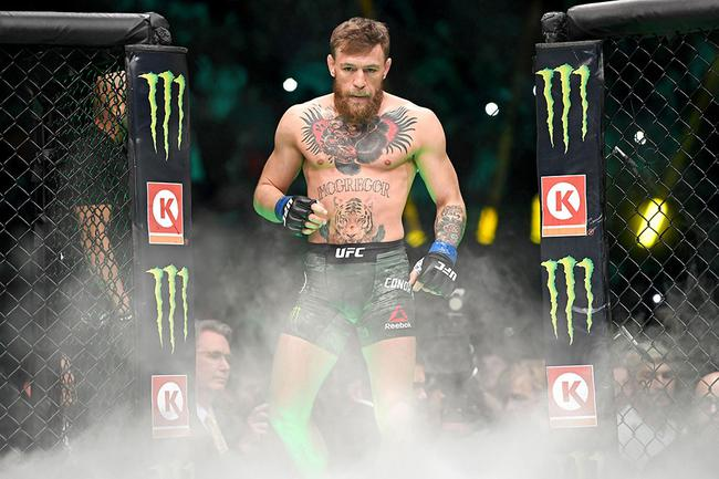 麦格雷戈是UFC历史上唯逐足球网址位不息8场皇冠hg0088拿到最佳花红hg0088官网选手